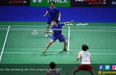 All England 2019: Chen Qingchen / Jia Yifan Bikin Peringkat 1 Dunia Gigit Jari - JPNN.com