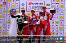Pembalap Indonesia Dominasi Podium Seri Perdana ARRC 2019 - JPNN.com