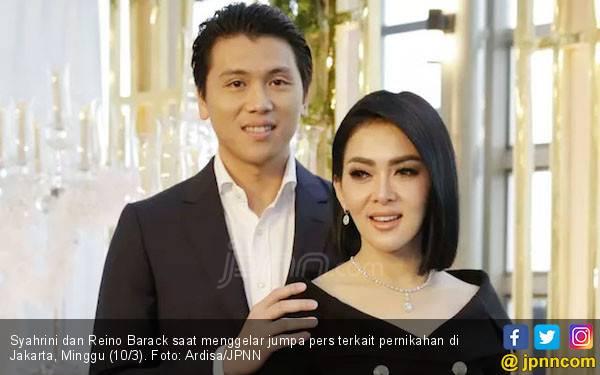Syahrini Batasi Jadwal Manggung, Katanya Biar Cepat Hamil - JPNN.com