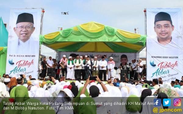Menantu Jokowi Siap Perangi Hoaks di Sumut Bagian Selatan - JPNN.com