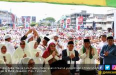 Kiai Ma'ruf Lihat Tanda Kemenangan dari Tablig Akbar di Padang Sidempuan - JPNN.com