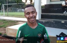 Todd Ferre Bakal Merumput di Liga Thailand, Begini Harapan Bang Tomi - JPNN.com