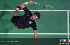 Singkirkan Juara Bertahan, Axelsen Ketemu Momota di Final All England 2019 - JPNN.com