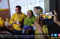 Misbakhun Ajak Emak-emak Tapal Kuda Gemakan Jokowi Sekali Lagi - JPNN.com