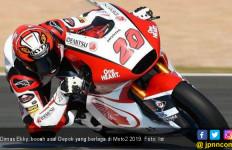 Bikin Khawatir, Berikut Kondisi Terbaru Dimas Ekky di Moto2 Spanyol - JPNN.com