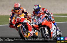 Marc Marquez Akui Kesalahannya di MotoGP Qatar - JPNN.com