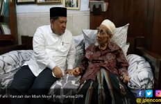 Bertemu Mbah Moen, Fahri Hamzah Dinasihati Menjaga Agama dan Negara - JPNN.com