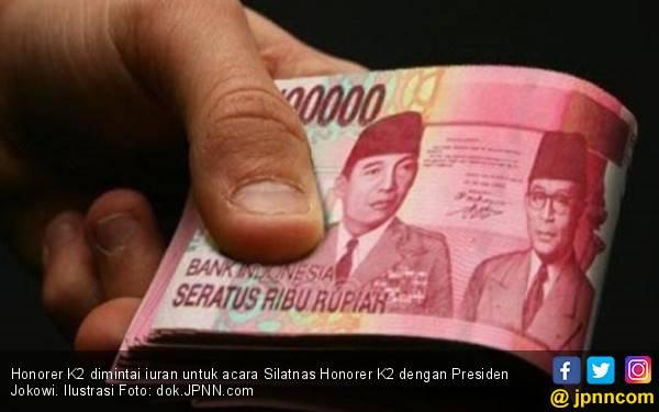 Honorer K2 Ditarik Iuran Rp 500 Ribu per Orang untuk Silatnas - JPNN.com