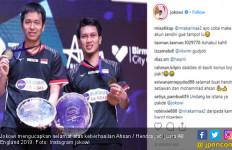 Pak Jokowi Kasih Bonus Berapa Buat Ahsan / Hendra? - JPNN.com
