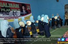 Meriah, Kelompok Rebana Waru Ramaikan Sosialisasi Empat Pilar MPR - JPNN.com