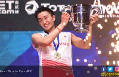 Kento Momota: Saya Tunggal Putra Pertama Jepang yang jadi Juara All England - JPNN.com