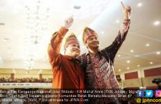 Elektabilitas Jokowi - Ma'ruf Moncer, Bang Ara Puji Erick Thohir - JPNN.com