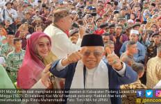 Berselawat di Paluta, Haddad Alwi Doakan Jokowi - Ma'ruf - JPNN.com