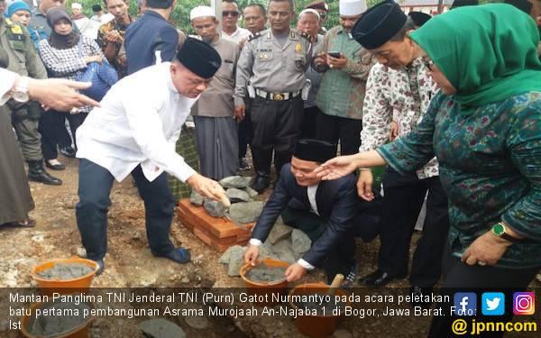 Asrama Murojaah Alquran Pertama di Dunia Dibangun di Bogor - JPNN.com