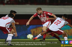 Melvin Platje Berpeluang Jadi Juru Gedor Bali United - JPNN.com