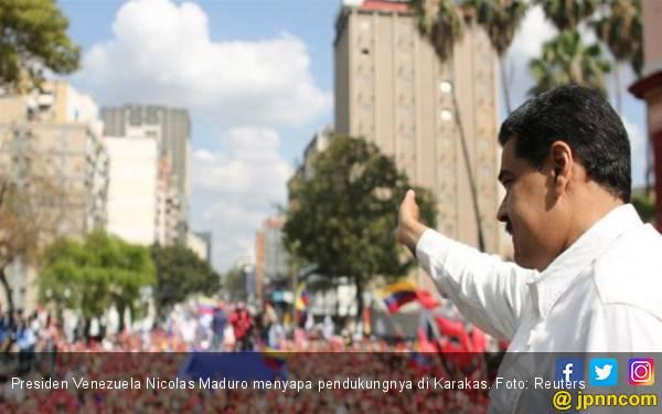 Listrik Venezuela Padam Total, Tiongkok Siap Jadi Pahlawan - JPNN.com