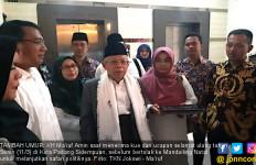 Kejutan di Depan Lift untuk Abah Ma'ruf di Hari Ultah - JPNN.com