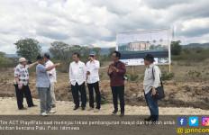 ACT Pray4Palu Bangun Masjid dan Sekolah untuk Korban Bencana Palu - JPNN.com