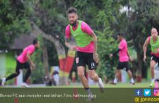 Piala Presiden: Borneo FC Ingin Menang Kontra Madura United Demi Harga Diri - JPNN.com