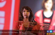 Tahu Diri, Grace Natalie Tak Memaksa Jokowi Kasih Kursi Menteri - JPNN.com