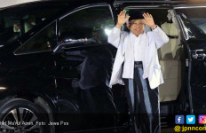 Ma'ruf Amin Bahagia jadi Warga Kehormatan Mandailing Natal - JPNN.com