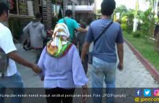Sindikat Pencuri Toko Emas Ternyata Kumpulan Nenek-Nenek - JPNN.com