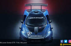 McLaren Senna GTR, Mobil Sirkuit Rasa Jalan Raya - JPNN.com