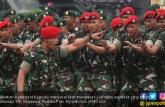 Menhan: KKSB Itu Kelompok Separatis, Harus TNI yang Menghadapi - JPNN.com