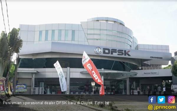 Sambut Glory 560, Tahun Ini DFSK Tambah 40 Dealer Baru Berstandar Global - JPNN.com