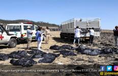 Tamasya ke Afrika, Sekeluarga Jadi Korban Jatuhnya ET 302 - JPNN.com