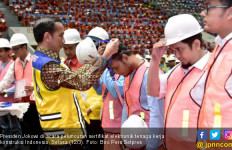Jokowi Sebut Tahun Depan Ada Sesuatu yang Besar dan Hebat - JPNN.com