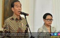 Lima Tahun Jadi Anak Buah, Menlu Retno Bilang Begini soal Presiden Jokowi - JPNN.com