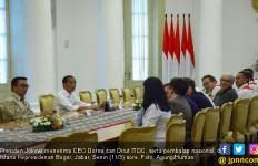 Jokowi Jamin Infrastruktur Penunjang MotoGP Mandalika 2021 - JPNN.com