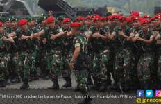 TNI Kirim 600 Pasukan, KKSB Pastikan Perang Gerilya Berlanjut - JPNN.com