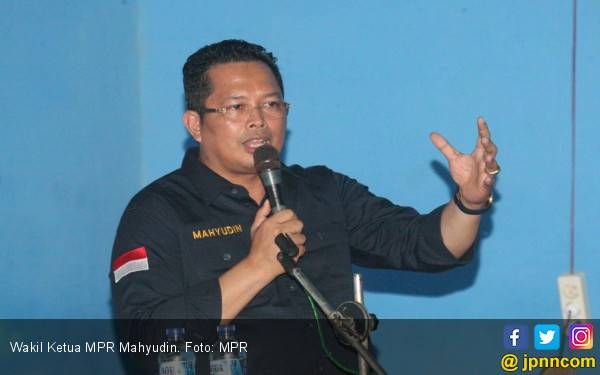 Wakil Ketua MPR Mahyudin: Jangan Bermusuhan Karena Beda Pilihan - JPNN.com