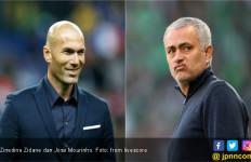 Daripada Jose Mourinho, Lebih Baik Zinedine Zidane - JPNN.com