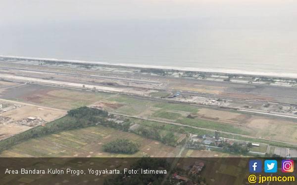 Area proyek Bandara Kulonprogo Terendam Banjir? - JPNN.com