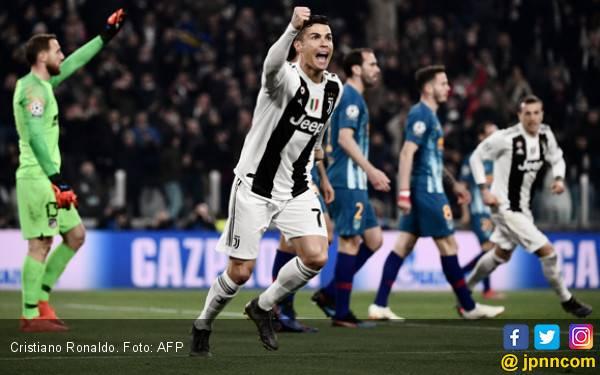Ajaib! Cristiano Ronaldo Singkirkan Atletico Madrid - JPNN.com