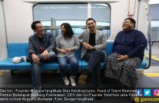 Diaz Hendropriyono: Generasi Milenial Jangan Ragu Dirikan Startup - JPNN.com