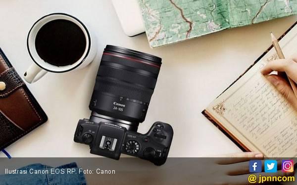 Canon Menyiapkan Konverter Lensa Mirrorless ke DSLR - JPNN.com