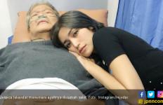 Kondisi Terkini Ayah Jessica Iskandar, Tulang Kaki Patah dan Susah Napas - JPNN.com