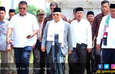Kiai Ma'ruf Amin: Orang Lagi Salat Kok Ditembak - JPNN.com