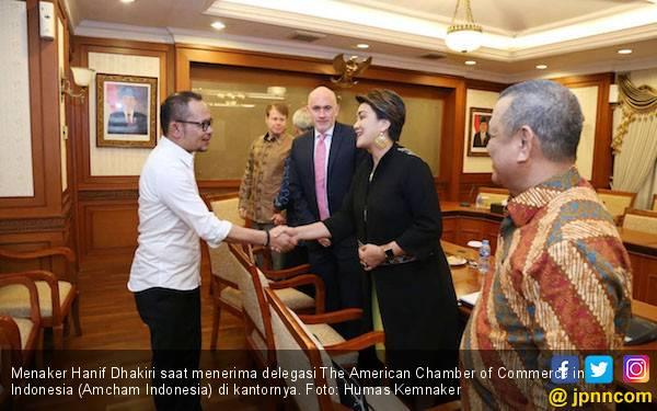 Era Industri 4.0, Investor Amerika Tak Perlu Khawatir Investasi di Indonesia - JPNN.com