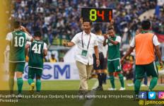Persebaya vs Persipura Bisa Jadi Pertandingan Terakhir Djadjang Nurdjaman - JPNN.com