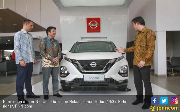 Livina Terbaru Dorong Nissan Tambah Dealer Baru di Bekasi Timur - JPNN.com