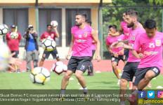 Piala Presiden: Borneo FC Asah Kekompakan Sebelum Bersua Madura United - JPNN.com
