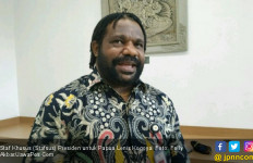 Stafsus Presiden Minta TNI Tunda Pengejaran KKSB Papua Hingga Pilpres Usai - JPNN.com