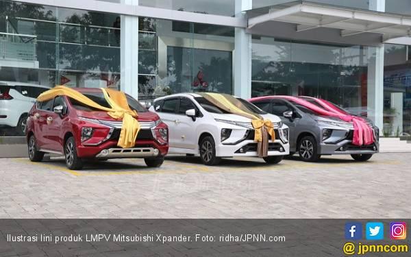 Xpander Masih Moncer Dorong Penjualan Mitsubishi di Tahun Politik - JPNN.com