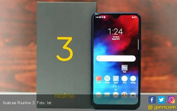 Baru Dirilis, Realme 3 Sudah Laku 210 Ribu Unit - JPNN.com