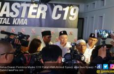 Master C19 Portal KMA Centre Jadi Lembaga Think Thank KMA - JPNN.com